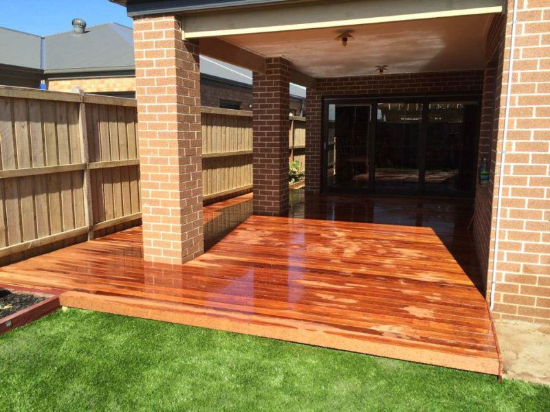 Landscaping company in Melton