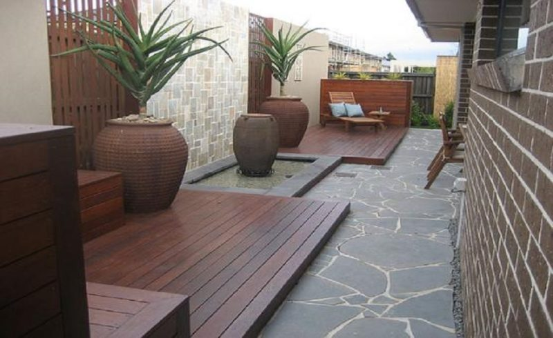 Landscaping industry in south kingsville