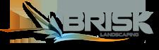 Brisk Landscaping Logo